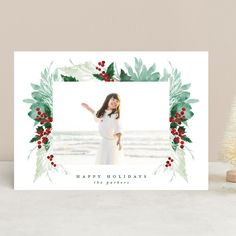 All Holidays, Christmas Holidays, Christmas Photo Cards, Holiday Cards, Painted Leaves, Photo Layouts, Most Beautiful Cities, Holiday Photos, Christmas And New Year