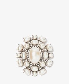 I should get my Grandma a bunch of $8 pins from Forever 21. She'd love it.