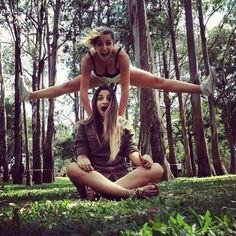 Ideas para fotos con tu mejor amiga!! Best friends