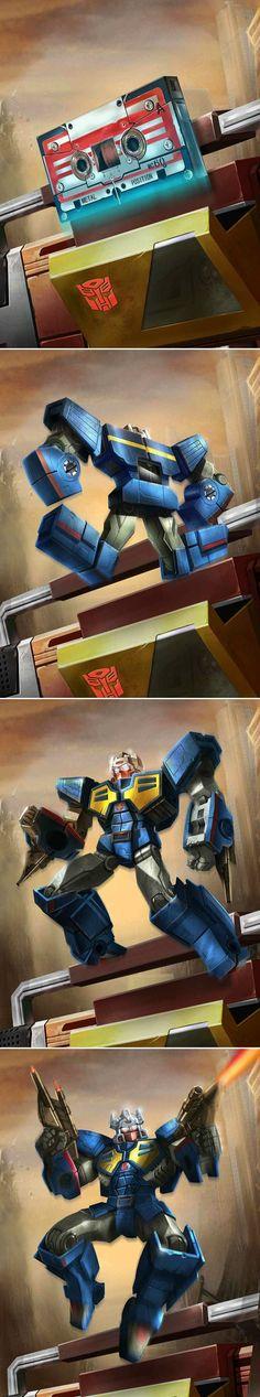 Transformers - Legends - Autobot Eject by manbu1977 on deviantART