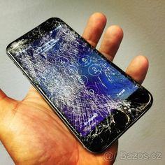 Shanim prasklý či poškozený Apple iPhone 4, 4s, 5, 5c, 5s, 6 - 1