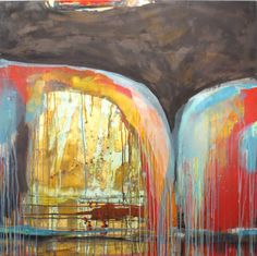 Depth 2 120 x 120 Painting, Art, Art Background, Painting Art, Kunst, Paintings, Performing Arts, Painted Canvas, Drawings