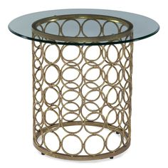 Carnaby End Table