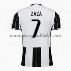 Fodboldtrøjer Series A Juventus 2016-17 Zaza 7 Hjemmetrøje