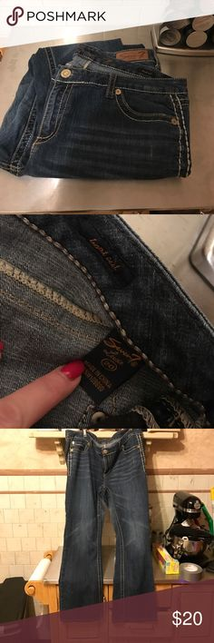 Seven Brand Jeans Lane Bryant 20 Great condition Seven Brand Jeans cute pockets. Worn maybe a handful of times. Seven7 Jeans Boot Cut