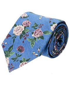 FLATSEVEN Mens Floral Printed Pattern Cotton Neck Tie (YA... https://www.amazon.com/dp/B01N4NP3YY/ref=cm_sw_r_pi_dp_x_CTWKybSD64EXW