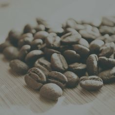 Weekend Writing Prompt for 9.16.17: The Coffee Beans