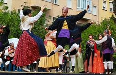 traditional dance in Spain