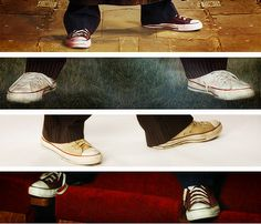 stylish man!! .... I so want these shoes!! LOL