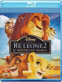 Il Re Leone 2 - Il Regno Di Simba (Special Edition): Amazon.it: Darrell Rooney, Rob LaDuca: Film e TV