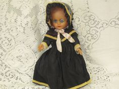Vintage Vinytex Doll Collectible Doll 1950s by MyAlexasStore