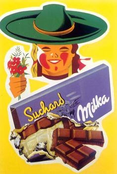 French chocolate poster for Suchard. Learn about your collectibles, antiques, valuables, and vintage items from licensed appraisers, auctioneers, and experts at BlueVault. Visit:  http://www.bluevaultsecure.com/roadshow-events.php