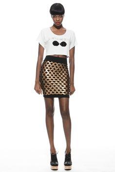 Silent Lucidity Skirt