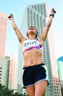 Couch to Half Marathon Training Plan - I LOVE this plan! Completely doable.