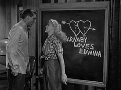 Cary Grant and Ginger Rogers in Monkey Business Say terrify, now say tissue...tare if I tiss you