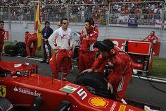 Fernando Alonso, Ferrari, Buddh International Circuit, 2012