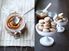 Must try this sometime: Salted caramel butter macaroons by Call me cupcake, via Flickr