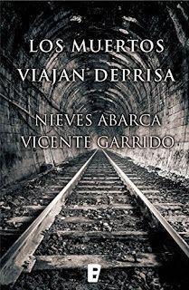 """Rebelión de Libros: Reseña: """"Los muertos viajan deprisa"""""""