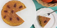 Pompoen - sinaasappelcake (paleo, glutenvrij, suikervrij, zuivelvrij)