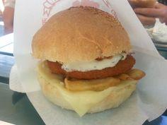 Salonta burger