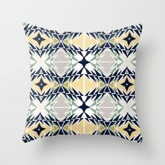 Optimetrics Fire Throw Pillow by Sam Osborne - $20.00
