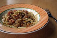 Pesto Pomodoro Sauce {Vegan} - Dinner