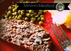 Meatloaf, Beatloaf I LOVE MEATLOAF! #Recipes #Meatloaf #ComfortFood