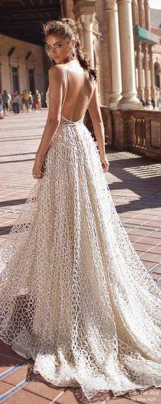 Berta fall 2018 evening dresses