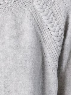 Shop Belstaff braided trim sweater in Mantovani from the world's best independent boutiques at farfetch.com. Shop 300 boutiques at one address.