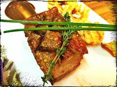 Pork belly by Chef Silvia Daddi #ChefDaddi