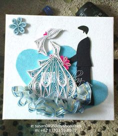 *SUSAN QUILLING: Quilling Card for EBTKS Challenge 10