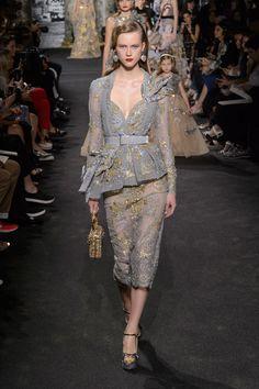 Elie Saab, souvenirs de New York   Le Figaro Madame