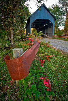 Bests Bridge West Windsor, VT
