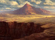 Plateau by noahbradley.deviantart.com on @DeviantArt