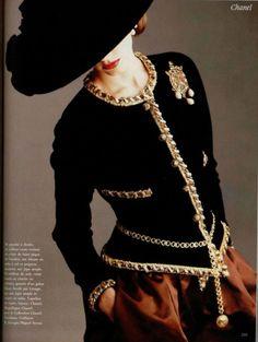 Chanel VTG 1988