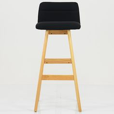 New in the HELSINKI BLACK FABRIC BAR STOOL. Charming and contemporary, the Helsinki breakfast bar stool in black is securely set out to make your morning coffee your favourite time of day. For further details please visit http://www.lakeland-furniture.co.uk/helsinki-black-fabric-bar-stool.html