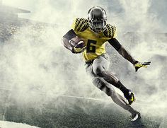 University of Oregon Unveiled Their 2012 Football Uniforms and They're Not a Complete Eyesore