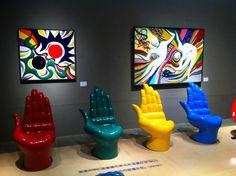 Taro Okamoto Memorial Museum of Art / Tokyo    http://www.room-of-art.de/