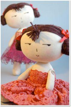 Beautiful Handmade Creations from Cheeky Dolls