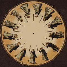 Le disque en rotation