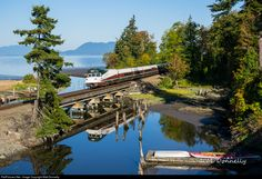 RailPictures.Net Photo: AMTK 7910 Amtrak Talgo Series 8 at Bow, Washington by Matt Donnelly