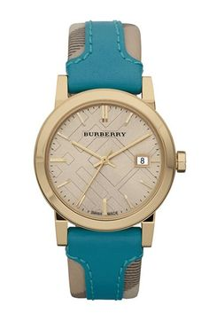 Burberry watch - love it.