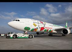 fly high with hello kitty :)