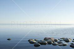 Swedish Ocean Horizon - Fototapeter & Tapeter - Photowall