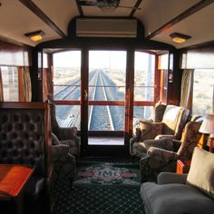 Rovos Rail Pride of Africa Luxury Train