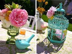 colors Real Baby Shower: Pink Whimsy Chic