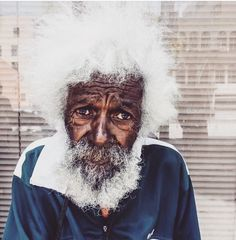 """Captain Adio Smith, Weingart Center, (homeless shelter), LA by Tony Anthony """"I'm a Tuskegee Airman. I'm an Airman. 1942, '43, '44...we flew over Germany. I shot down 6 German fighters and damaged about 40 different ones."""" What happened when you came back home? """"Got treated like a damn dog. Got treated like a fucking dog. They tried to kill us in Alabama...coming right home. They wanted to lynch us. We were too smart...killing the white Germans."""""""
