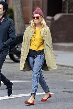 Sienna Miller Clothes via stylebistro.com