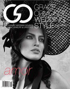 Grace Ormonde Wedding Style magazine Wedding Designs, Wedding Styles, Wedding Gowns, Wedding Flowers, Robert Evans, Luxury Jewelry, Wedding Details, Wedding Jewelry, Lifestyle