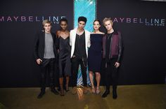 Neels Visser | Attends the Maybelline New York NYFW Kick-Off Party on September 8, 2016 in New York City ❤ Neels Visser, September 8, Eye Color, Maybelline, New York City, Kicks, Party, New York, Parties
